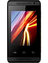 Karbonn Cheapest alfa A104 Android Phone (Black)