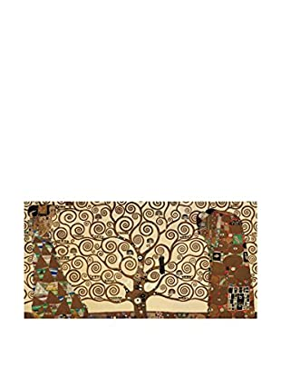 Artopweb Panel Decorativo Klimt The Tree Of Life 50x100 cm Multicolor