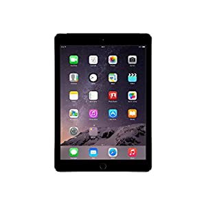Apple iPad Air 2 (Space Grey, 64GB, Wi-Fi + 3G with Voice Calling)