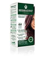 Herbatint Hair Color, 4M Mahogany Chestnut, 4.56 Fluid Ounce