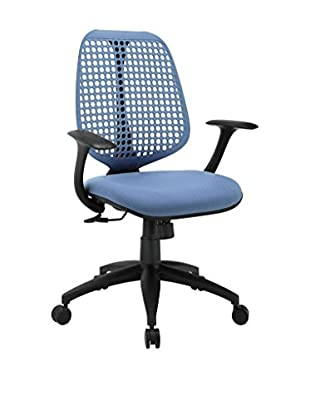 Modway Reverb Office Chair, Blue