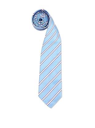 Olimpo Corbata Rayas (Azul)