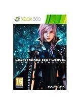 Lightning Returns - Final Fantasy XIII (Xbox 360)