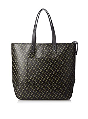 IIIbeca Women's Reade Street Tote, Black/Military