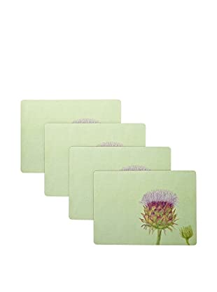rockflowerpaper Set of 4 Dining Placemats (Cardoon)