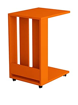 Best seller living Beistelltisch Edi orange