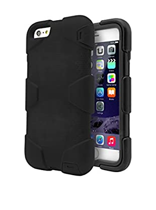Unotec Hülle Armor Plus iPhone 6 Plus / 6S Plus schwarz