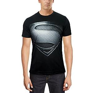 Free Authority Mens Cotton Character T-Shirt-Black-Medium