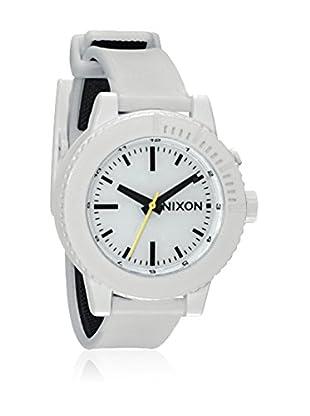Nixon Uhr mit japanischem Quarzuhrwerk Woman A287-100 38 mm