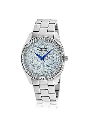 Caravelle by Bulova Women's 43L158 Silver/White Bracelet Watch