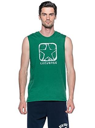 Converse Camiseta Soel (Verde)