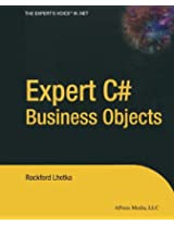 Expert C# Business Objects (Books for Professionals by Professionals)