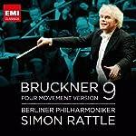 ラトルのブルックナー交響曲第9番 SPCM2012補筆完成版
