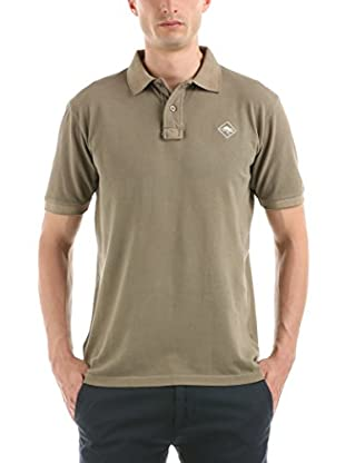 Hot Buttered Poloshirt Turquoise Bay
