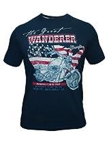Wrangler Round Neck T-Shirt