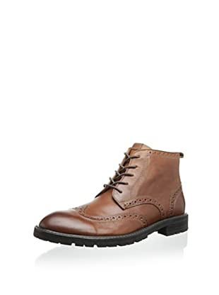 Florsheim Men's Gaffney Wingtip Boot (Chestnut)