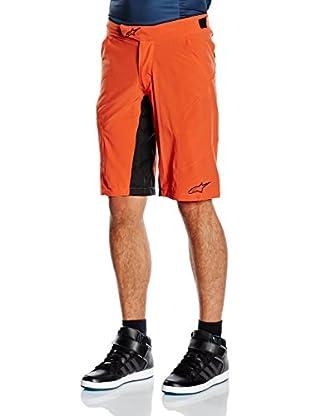 Alpinestar Cycling Bermudas Hyperlight orange W36