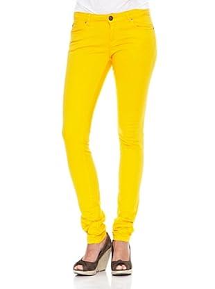 Heartless Jeans Pantalón Vaquero Mango (Amarillo)