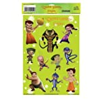 CHHOTA BHEEM AND THE CURSE OF DAMYAAN - STICKERS