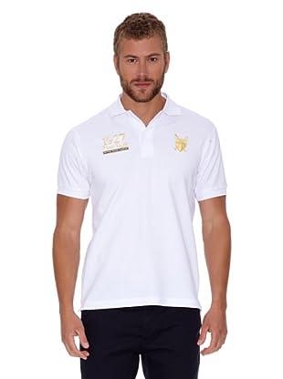 Polo Club Polo Custom Fit (Blanco)
