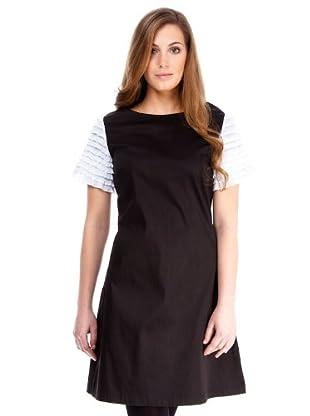 Almatrichi Vestido Contract (negro)