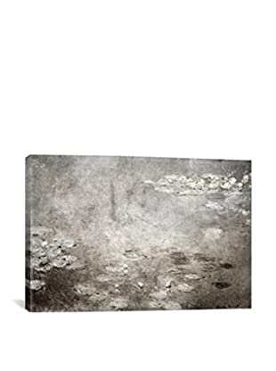 Waterlilies IV Gallery Wrapped Canvas Print