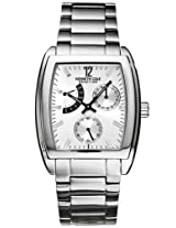 Kenneth Cole Chronograph Silver Dial Men's Watch IKC3788