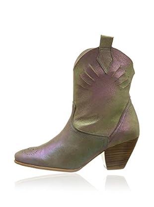 Stéphane Gontard Cowboy Boot Buzy beige