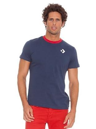 Converse Camiseta (Azul)