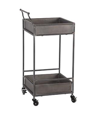 Mercana Greenock Cart, Brown/Grey