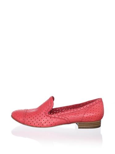 Dolce Vita Women's Imogen Slip-On Loafer (Red)