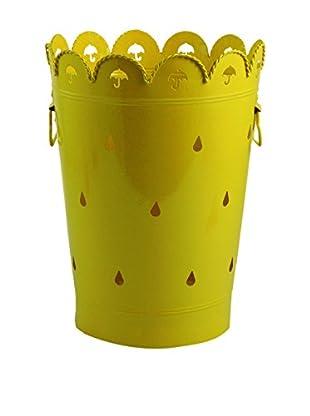 Colorful Table Paragüero Rain Amarillo