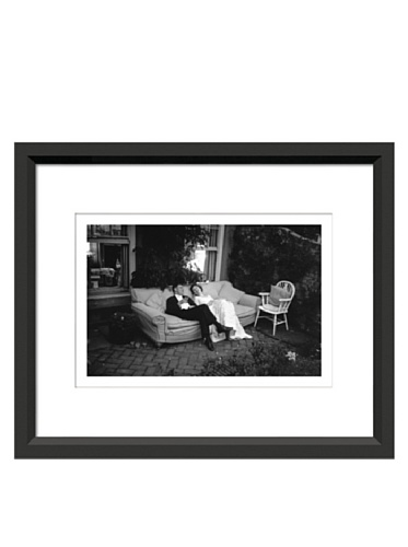 James Dashwood Highgate Party Framed Print, 19.5