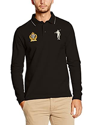 POLO CLUB Poloshirt Big Player Team Cro
