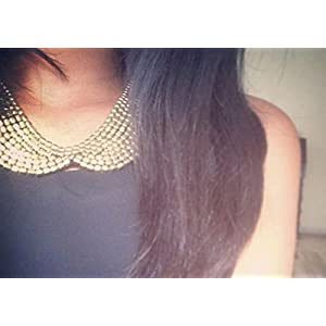 Little Things Gold Collar Necklace