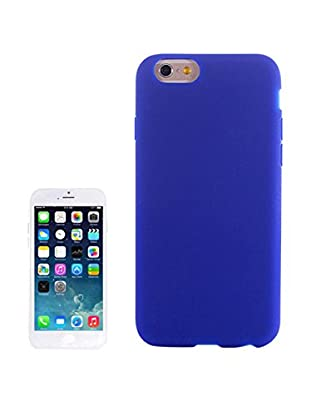 Unotec Case Silikon blau iPhone 6 Plus
