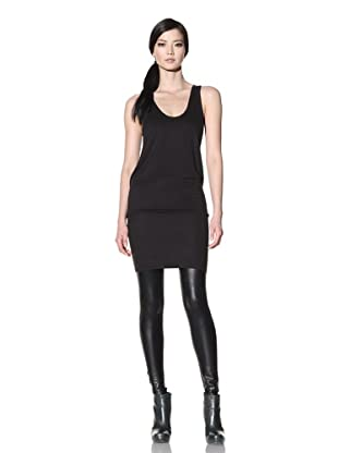 Improvd Women's French Terry Tunic (Black)