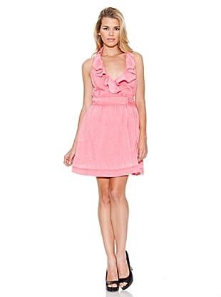 Guess Vestido Destiny (Rosa)