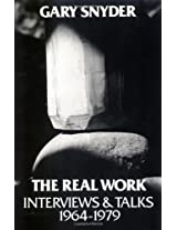 Real Work - Interviews & Talks 1964-1979 (Paper)