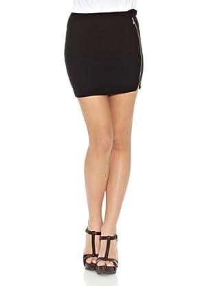 Springfield Falda Corse Black Skirt (Negro)