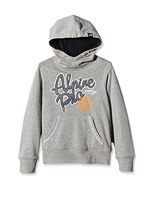 Alpine Pro Kapuzensweatshirt Halto