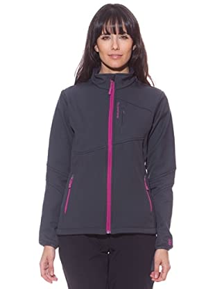 Grifone Chaqueta Soft Shell Louise (Antracita)