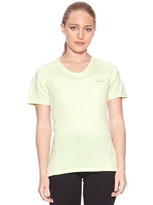 Craft Camiseta Light Performance (Amarillo)