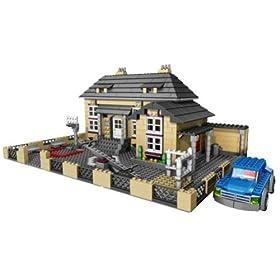 レゴで作った別荘