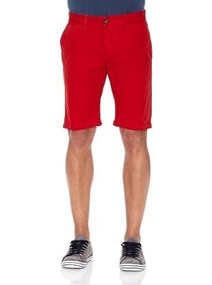 Pepe Jeans London Bermuda Mc Queen (Rojo)