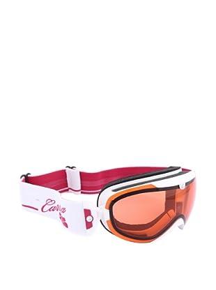CARRERA SPORT Máscara de Esquí M00347 MIRAGE Blanco / Rojo