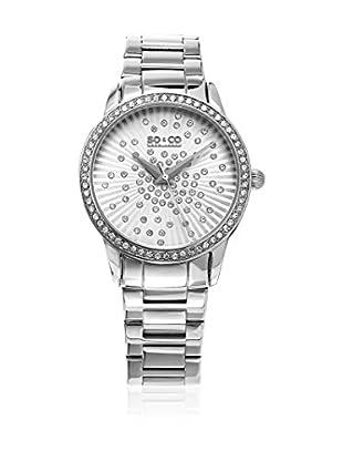 SO & CO New York Uhr mit japanischem Quarzuhrwerk Woman GP16020 40 mm