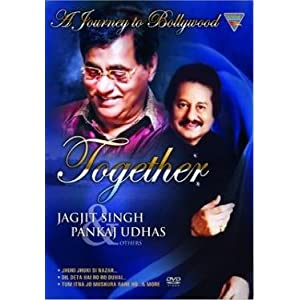TOGETHER JAGJIT SINGH & PANJAK UDHAS
