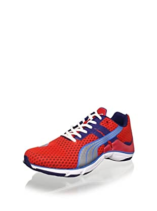 PUMA Men's Mobium Elite NM Sneaker (Flame Scarlet)
