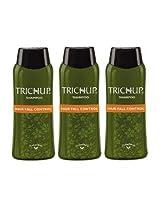 Trichup Hair Fall Control Shampoo 200 ml - Pack of 3
